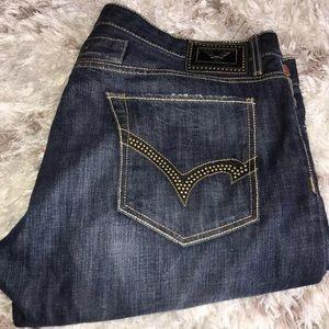 Robin's Jeans sz 44x36